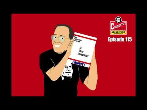 Jim Cornette's Drive Thru - Episode 115