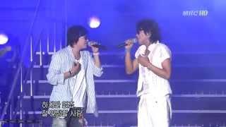 MC the Max,박효신  사랑의 時 20040807
