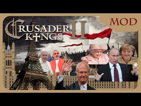 МОДы для Европа III, Виктория II и День Победы III на