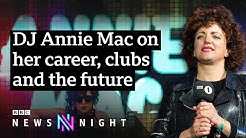 Radio 1 DJ Annie Mac on quitting streaming and the future of the music industry - BBC Newsnight
