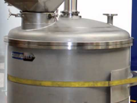 Stainless Steel & Mild Steel Jacketed Pressure Vessels by Greaves