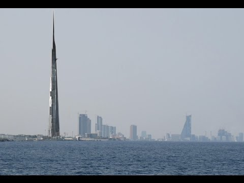 The Most Tallest Skyscraper In The World - Kingdom Tower