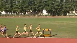 Чемпионат России по эстафетному бегу длинная шведка