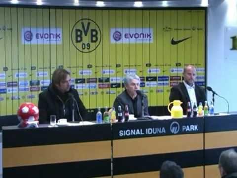 BVB - Bremen: Thomas Schaaf ohne Humor