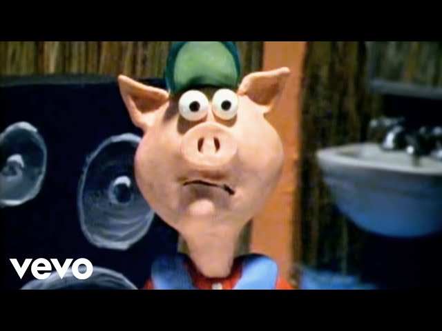 Green Jelly - Three Little Pigs (Official Video)