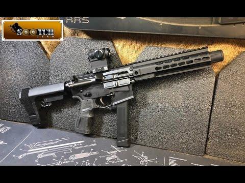 Brigade BM9 Echo Edition Pistol  Smile Machine