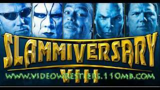 TNA Slammiversary VIII (2010) Official Theme - 'Fractured' by Taproot