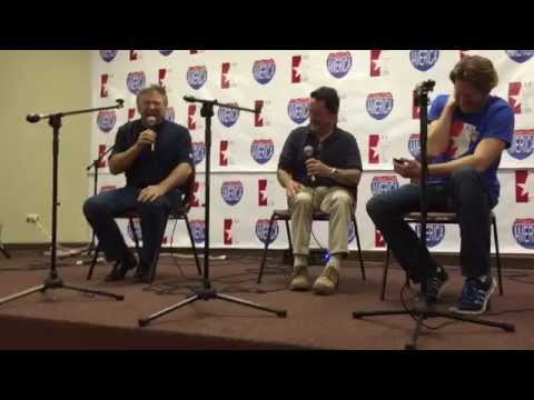 Peter Cullen and Frank Welker Texas Comic Con August 2015 Q&A Panel
