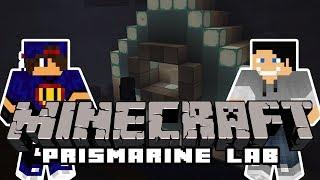 Minecraft Parkour: The Prismarine Lab #4 w/ Undecided