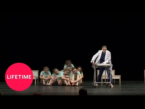 "Dance Moms: Group Dance: Murrieta Dance Project's ""The Upside Down"" (Season 7, Ep 22) | Lifetime"