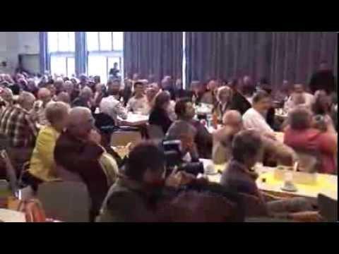 BDP Videonews zur Wahl- und Geburtstagsfeier an der Parteiversammlung, 2011