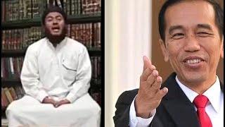 Seruan mantan anggota FPI untuk c0bl0s Jokowi di pilpres 2019