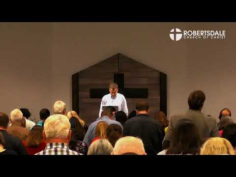 Andrew Itson - Broken Heroes #2- Robertsdale Church of Christ
