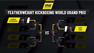 Road To ONE: CENTURY | Countdown To ONE Featherweight Kickboxing World Grand Prix