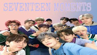[ 세븐틴 ] ☆ SEVENTEEN MOMENTS THAT WILL MAKE YOU SLEEP PEACEFU…