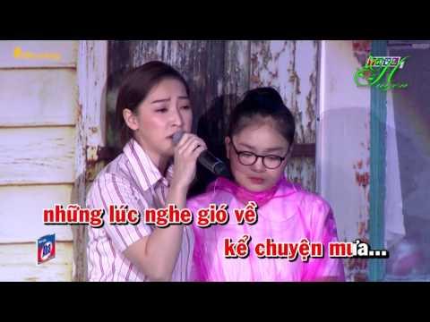 [Karaoke] Chuyện Đêm Mưa - Ngọc Hương it 4S