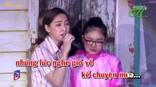 [Karaoke] Chuyện Đêm Mưa - Cao Công Nghĩa Ft Nguyễn Thiện Nhân