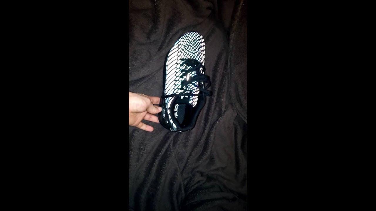 promo code 47a3a 3281c Adidas Xeno Zx flux All Black