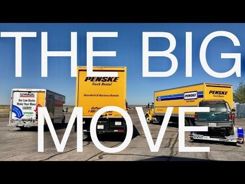 MOVING TO PORTLAND OREGON (ish) FROM AMARILLO TEXAS - 2017