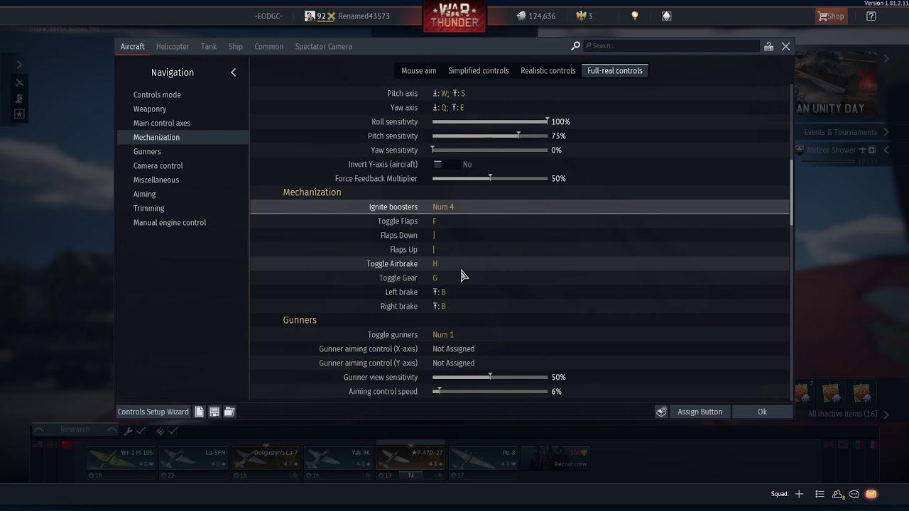 War Thunder Ps4 Controls 2020   World of Tanks