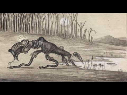 Cryptids and Monsters:  The Bunyip