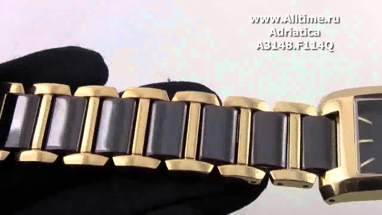 Женские часы Adriatica A3148.F114Q Мужские часы Orient AB00003C
