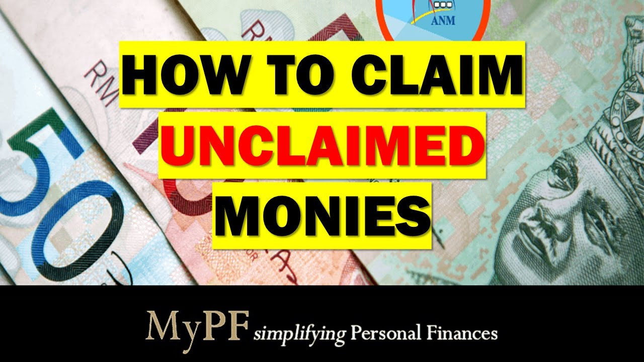 How To Claim Unclaimed Moneys Mypf My