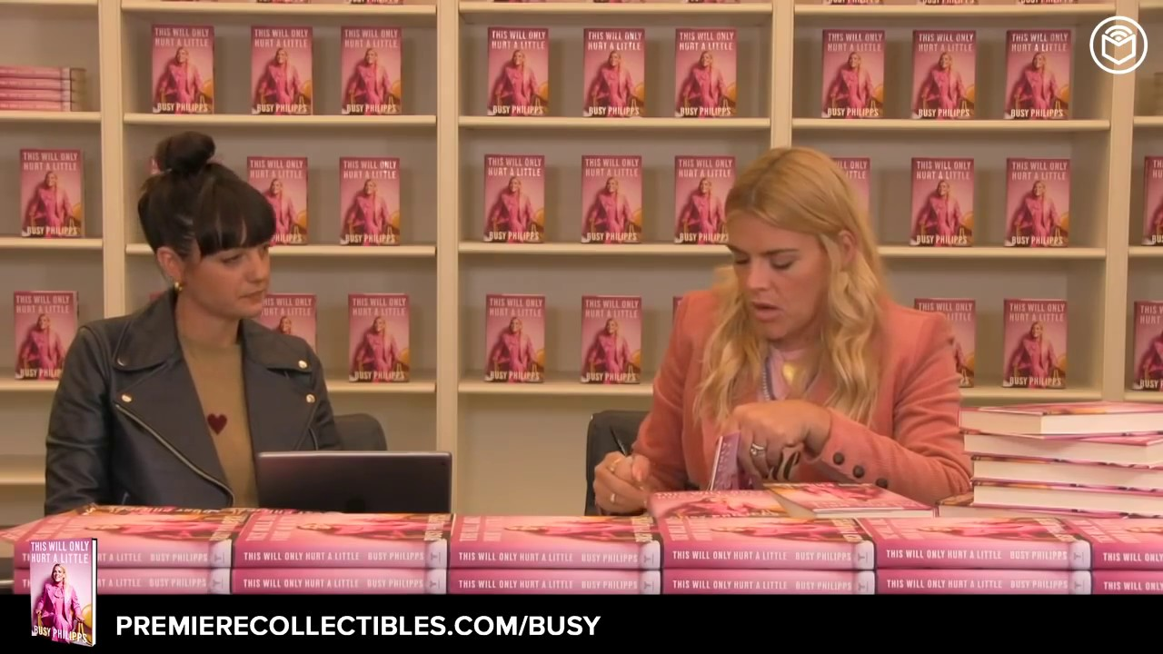 wholesale sales exclusive deals no sale tax Busy Philipps Book Signing & Interview  
