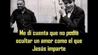 ELVIS PRESLEY - When God dips his love in my heart ( con subtitulos en español )