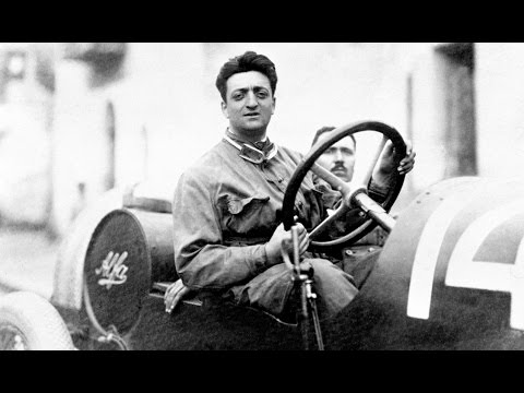 Enzo Ferrari - Passion for speed (ENG)