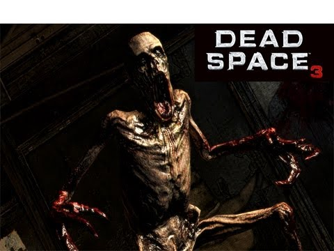 Dead Space 3: New Horrible Creatures! - YouTube Dead Space 3 Monsters