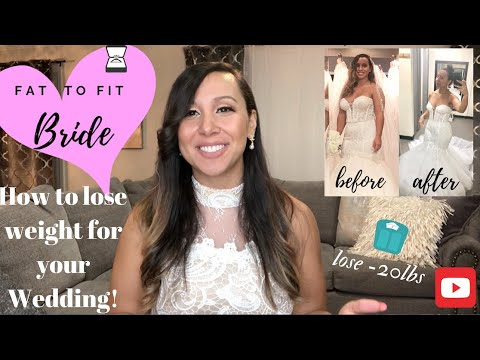 Fat to Fit Bride: How to lose weight for your wedding