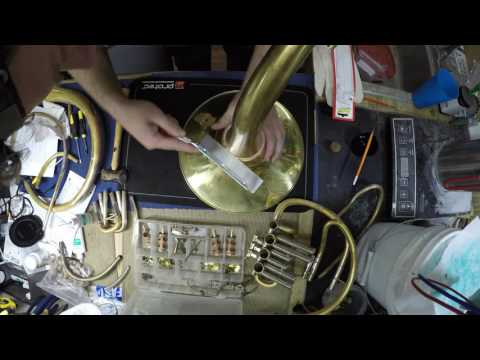 Rauch bell conversion time-lapse