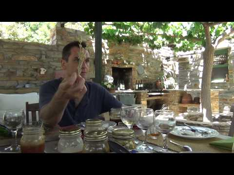 All About Greek Honey with Costas at Kea Artisanal
