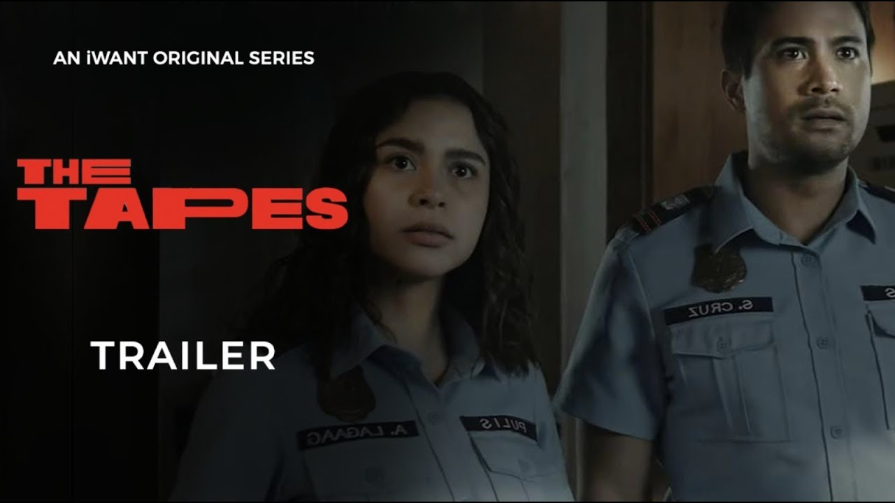 The Tapes Trailer   iWant Original Series - YouTube