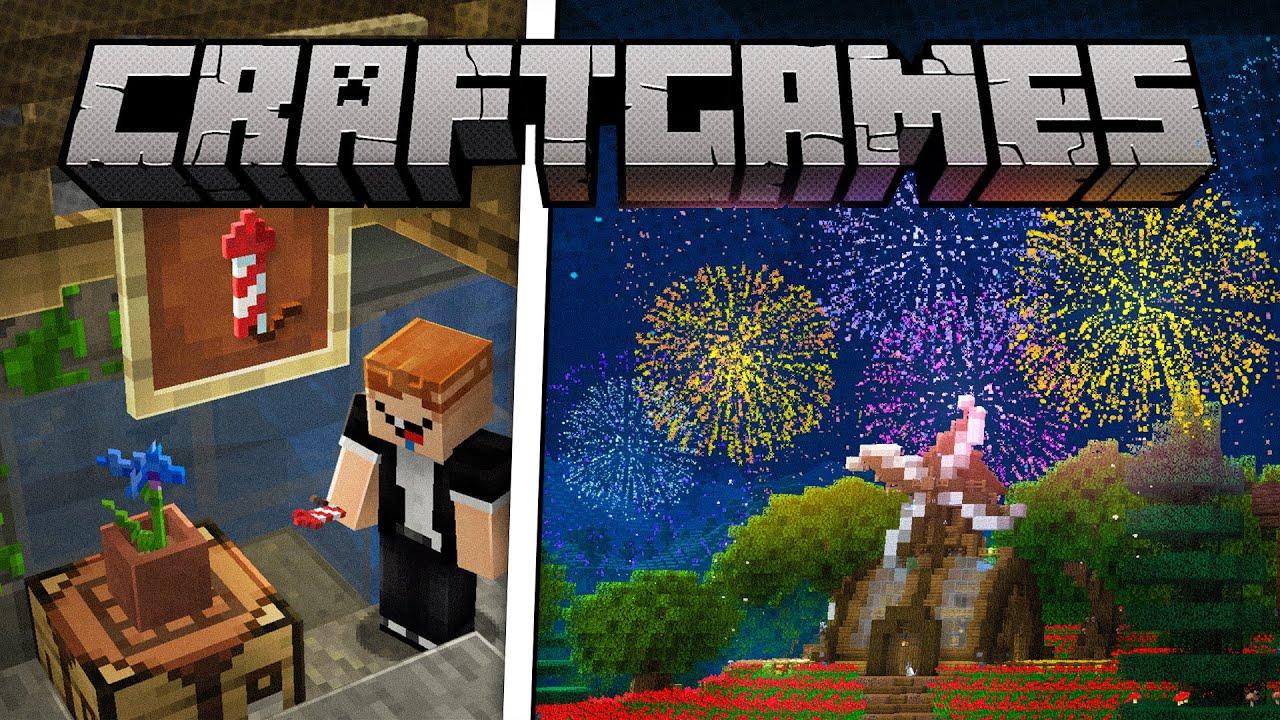 A INCRIVEL FARM de FOGUETES! - Craft Games 254
