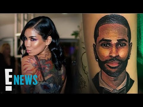 Jhene Aiko Explains Why She Covered Up Big Sean Tattoo | E! News Mp3