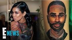 Jhene Aiko Explains Why She Covered Up Big Sean Tattoo | E! News