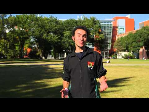ALES - In Portuguese - A Brazilian students experience at UAlbertas Faculty of ALES