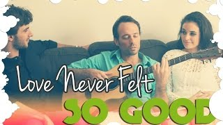 Michael Jackson, Justin Timberlake - Love Never Felt So Good Cover (Kenny Serane & Friends)