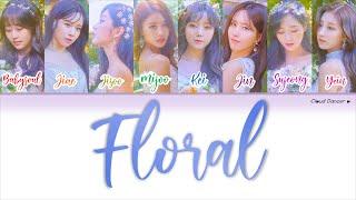 (Sub Indo) Floral (꽃점) - LOVELYZ Lirik Terjemahan [Han|Rom|I…