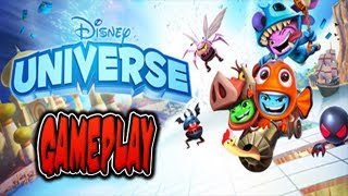 Disney Universe - Gameplay - PT BR - xbox360