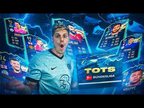 ME TOCAN MUCHOS TOTS DE LA PREMIER Y VOTACION TOTS BUNDESLIGA!! | FIFA 21