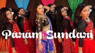 Param Sundari Dance |Mimi| Kriti Sanon,Pankaj Tripathi | A.R.Rahman,Shreya Ghoshal |Nrityadharanjali
