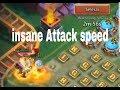 Insane max Mechtesa 1vs1 offense with max SK/anubis/GF/michael castle clash