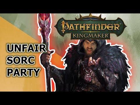 046 Pathfinder Kingmaker Unfair War of the River Kings Part 1 Propagandists |