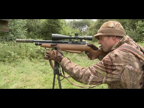 The Airgun Show – grey squirrel pest control, PLUS the Weihrauch HW44 pistol on test…
