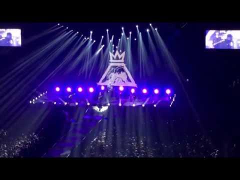 Fall Out Boy - Church LIVE London The O2