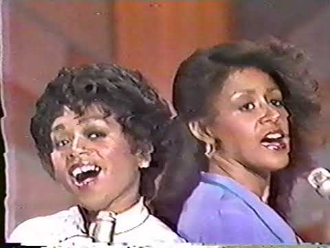 Scherrie Payne & Susaye Greene - Partners (Formerly of THE SUPREMES) 1979