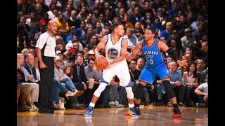 The Best Plays from Point Guards: 2017 NBA Season